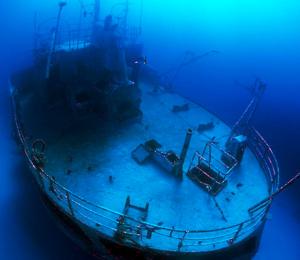 Nassau Wreck Dive Sites