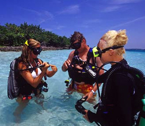 Nassau Scuba Diving Courses